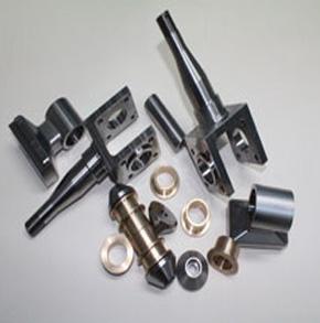 Parts machining